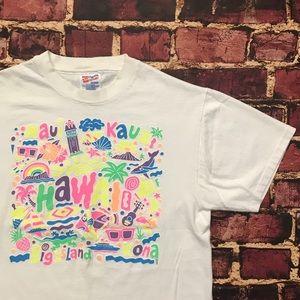 80s Baby 90s Made Me Vintage Retro Hanes Tagless Tee T-Shirt